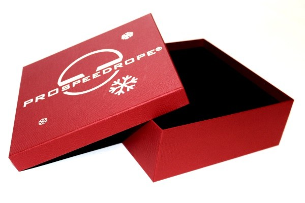 PROspeedrope Geschenkkarton Rot